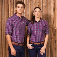 Vyriški moteriški marškiniai
