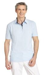 Vyriški polo marškinėliai medikams